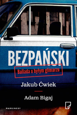 okładka Bezpański, Ebook | Jakub Ćwiek, Adam Bigaj