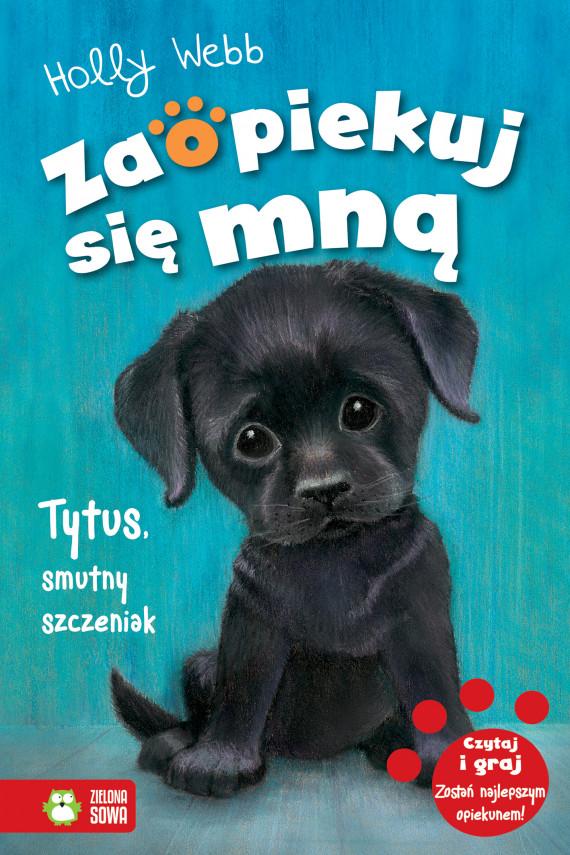 okładka Tytus, smutny szczeniakebook | EPUB, MOBI | Holly Webb
