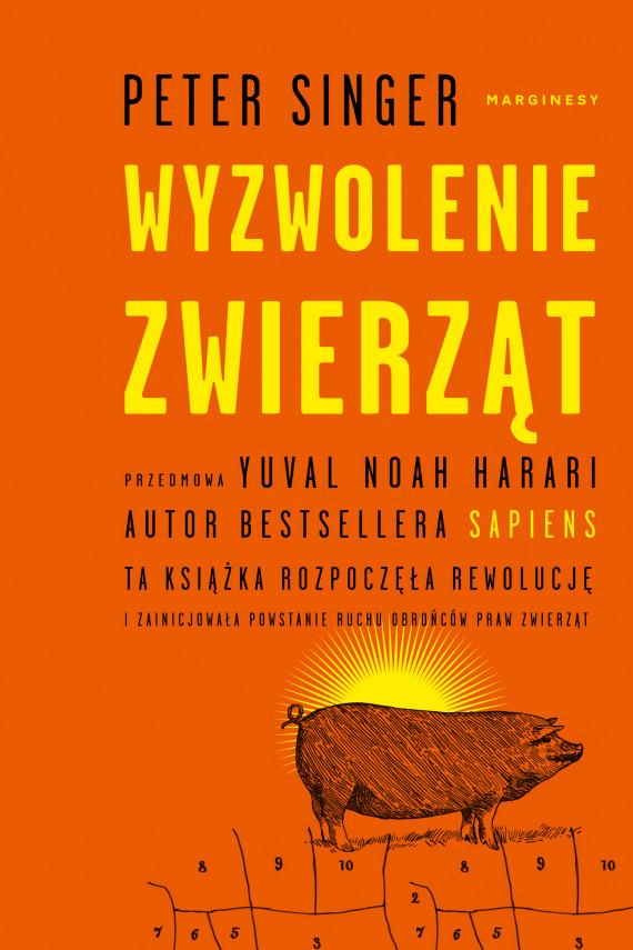 okładka Wyzwolenie zwierzątebook | EPUB, MOBI | Anna Szczęsna, Singer Peter, Anna Alichniewicz