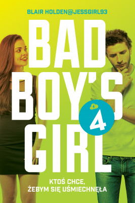 okładka Bad Boy's Girl 4, Ebook | Blair  Holden