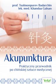 okładka Akupunktura. Praktyczny przewodnik po chińskiej sztuce medycznej, Ebook   Tsolmonpurev Badarchin, Khandaa Galsan