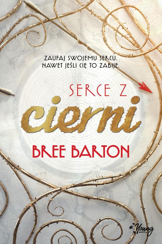 okładka Serce z cierniebook | EPUB, MOBI | Bree Barton
