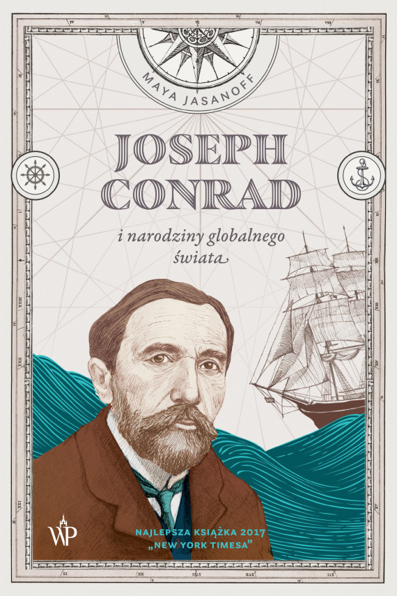 okładka Joseph Conrad i narodziny globalnego świataebook | EPUB, MOBI | Jasanoff Maya