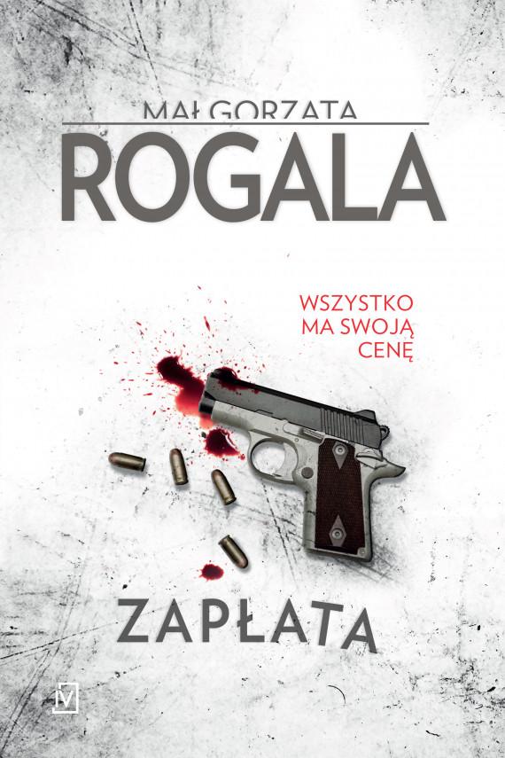 okładka Zapłata. Ebook | EPUB, MOBI | Małgorzata  Rogala