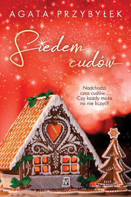 okładka Siedem cudów, Ebook | Agata Przybyłek