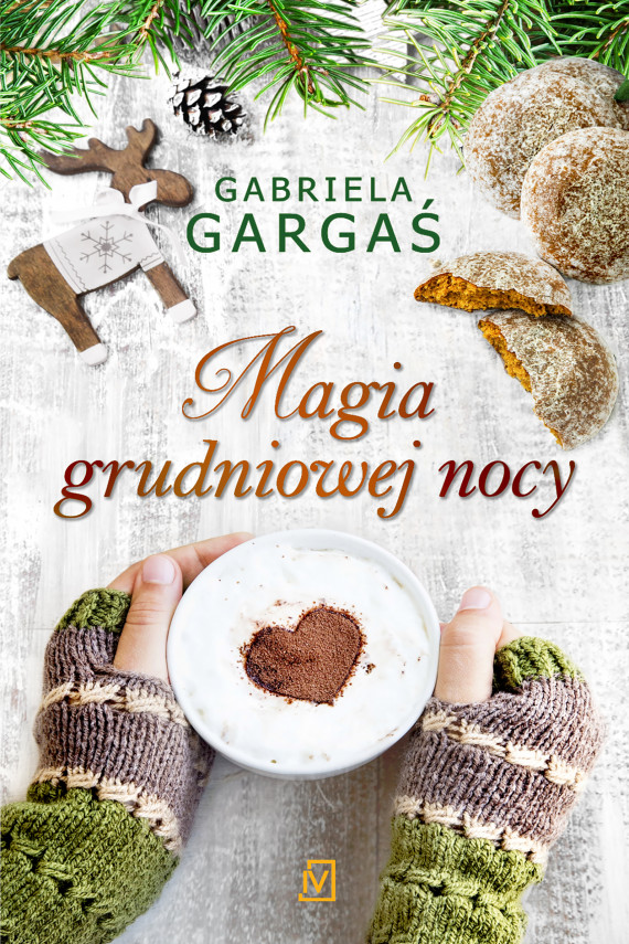 okładka Magia grudniowej nocy. Ebook | EPUB, MOBI | Gabriela Gargaś