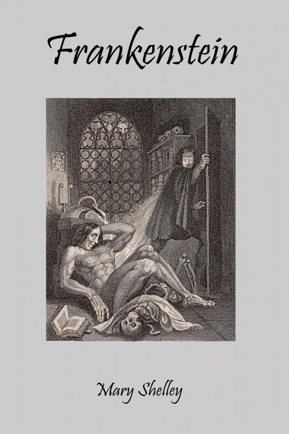 okładka Frankensteinebook | PDF | Mary Shelley