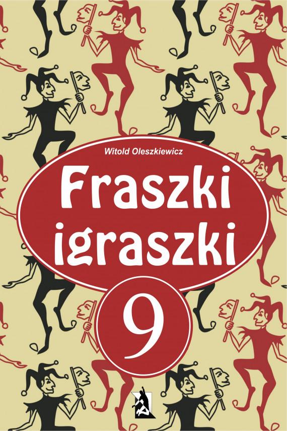 okładka Fraszki igraszki 9ebook | EPUB, MOBI | Witold Oleszkiewicz