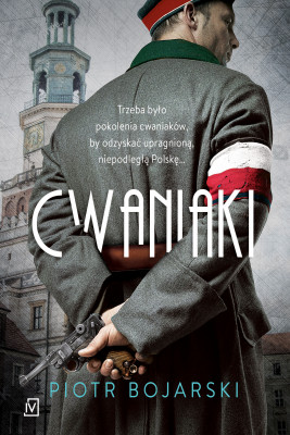 okładka Cwaniaki, Ebook | Piotr Bojarski
