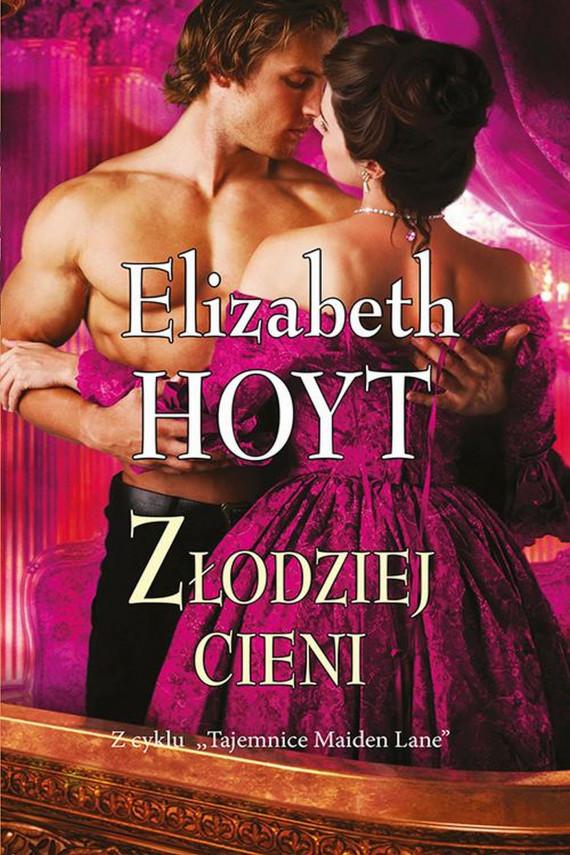 okładka Złodziej cieniebook | EPUB, MOBI | Elizabeth  Hoyt