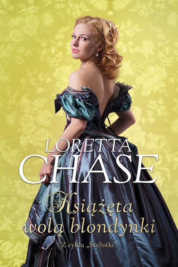 okładka Książęta wolą blondynkiebook | EPUB, MOBI | Loretta  Chase