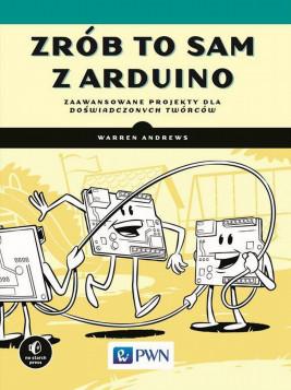 okładka Zrób to sam z Arduino, Ebook | Andy Andrews