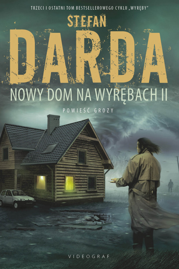 okładka Nowy dom na wyrębach IIebook | EPUB, MOBI | Stefan Darda