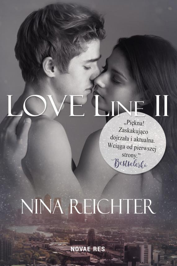 okładka Love Line IIebook | EPUB, MOBI | Nina  Reichter