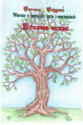 okładka Drzewo uczuć, Ebook | Teresa Trypuć