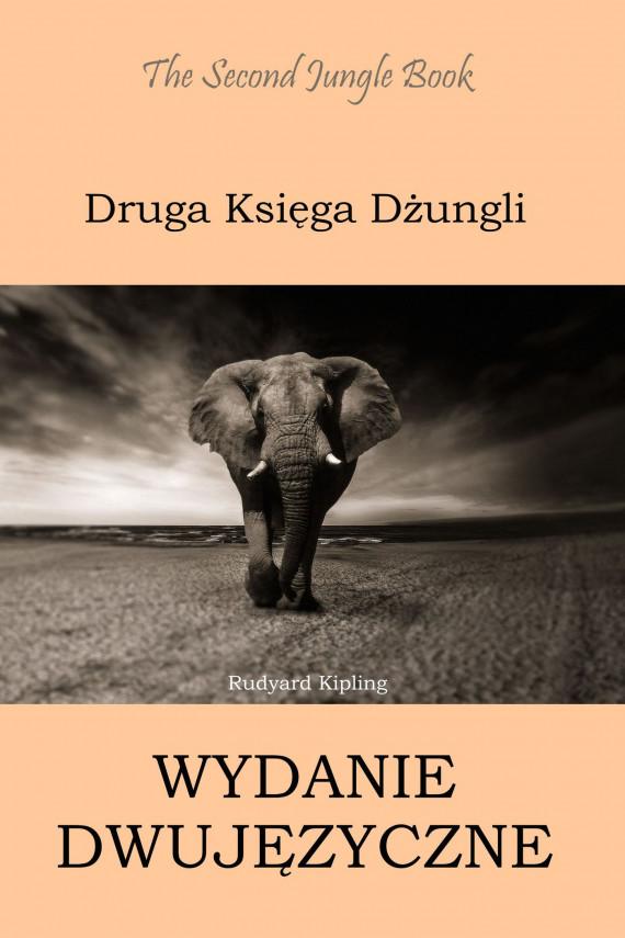 okładka Druga Księga Dżungli. Wydanie dwujęzyczne angielsko-polskieebook | PDF | Rudyard Kipling