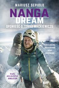 okładka Nanga Dream, Ebook | Mariusz Sepioło
