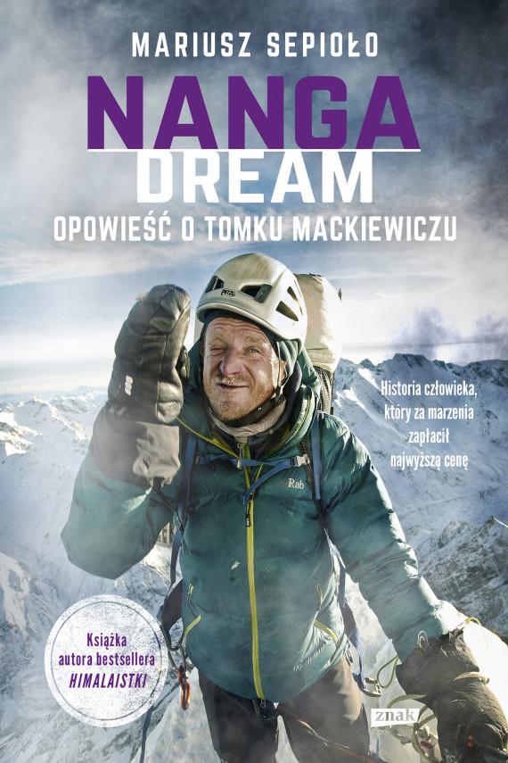 okładka Nanga Dreamebook | EPUB, MOBI | Mariusz Sepioło