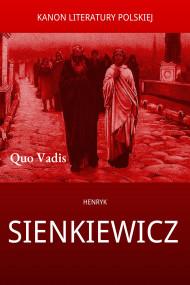 okładka Quo Vadis, Ebook   Sienkiewicz Henryk
