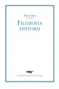okładka Filozofia historii, Ebook   Voltaire Voltaire, Marian Skrzypek
