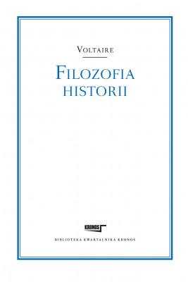 okładka Filozofia historii, Ebook | Voltaire Voltaire