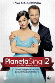 okładka Planeta Singli 2, Ebook | Ewa Markowska