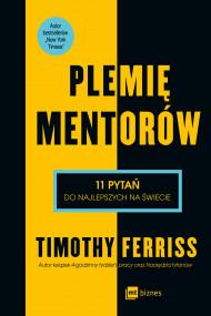 okładka Plemię mentorów, Ebook | Timothy Ferriss