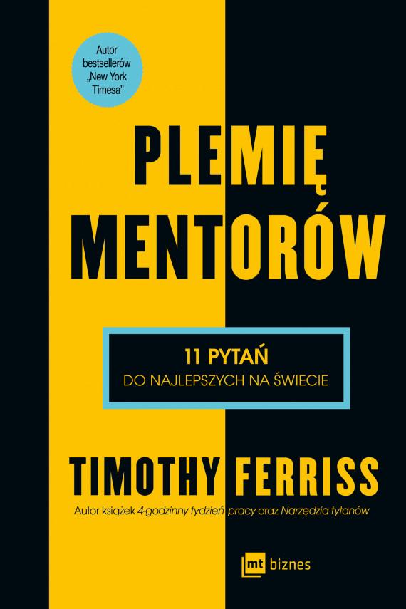 okładka Plemię mentorówebook | EPUB, MOBI | Timothy Ferriss