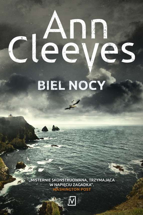 okładka Biel nocy. Ebook | EPUB, MOBI | Ann Cleeves