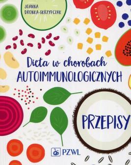 okładka Dieta w chorobach autoimmunologicznych, Ebook | Joanna  Dronka-Skrzypczak