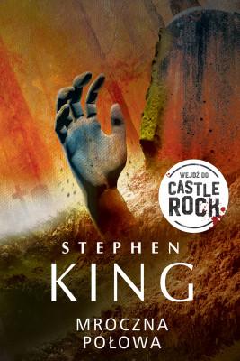 okładka Mroczna Połowa, Ebook | Stephen King