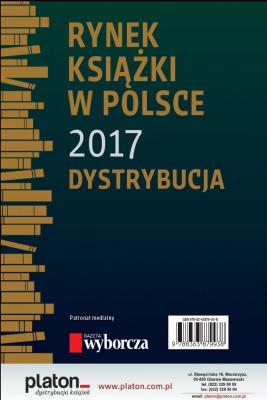okładka Rynek książki w Polsce 2017. Dystrybucja, Ebook   Praca Zbiorowa