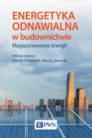 okładka Energetyka odnawialna w budownictwie, Ebook | Maciej Jaworski