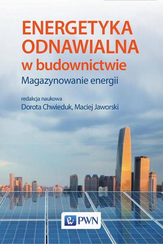 okładka Energetyka odnawialna w budownictwieebook | EPUB, MOBI | Maciej Jaworski