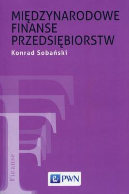 okładka Międzynarodowe finanse przedsiębiorstw, Ebook   Konrad  Sobański