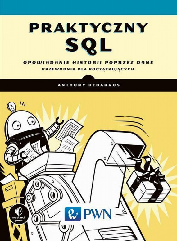 okładka Praktyczny SQLebook   EPUB, MOBI   Anthony  Debarros