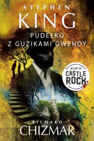 okładka PUDEŁKO Z GUZIKAMI GWENDY, Ebook   Stephen King, Danuta Górska, Richard Chizmar