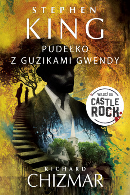 okładka PUDEŁKO Z GUZIKAMI GWENDY, Ebook | Stephen King, Richard Chizmar