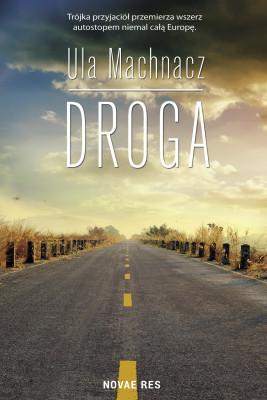 okładka Droga, Ebook | Ula Machnacz