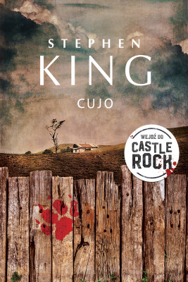 okładka CUJO, Ebook | Stephen King