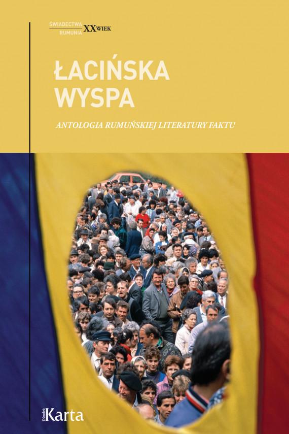 okładka Łacińska wyspaebook | EPUB, MOBI | Bogumił Luft, Agnieszka  Knyt, Anna Richter