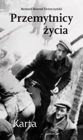 okładka Przemytnicy życia, Ebook | Bernard Konrad Świerczyński, Aleksandra Janiszewska