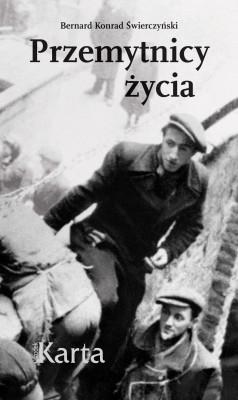 okładka Przemytnicy życia, Ebook | Bernard Konrad Świerczyński