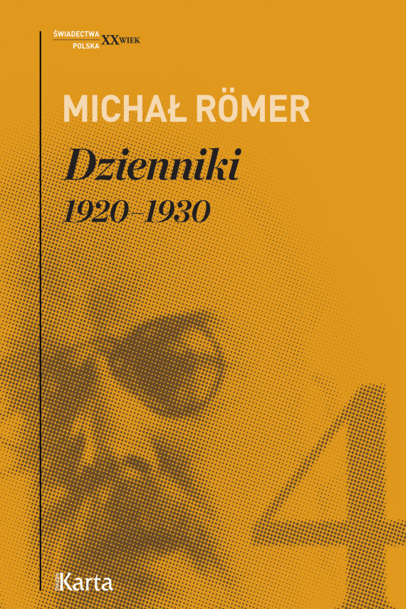 okładka Dzienniki. 1920–1930. Tom 4ebook | EPUB, MOBI | Agnieszka  Knyt, Michał Römer
