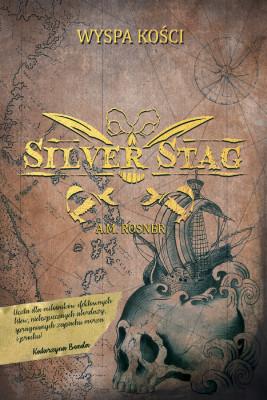 okładka Silver Stag, Ebook   Rosner A.M.