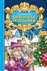 okładka Opowieść wigilijna. Ebook   EPUB,MOBI   Charles Dickens