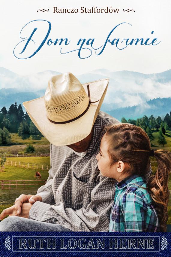 okładka Dom na farmieebook | EPUB, MOBI | Ruth Logan Herne