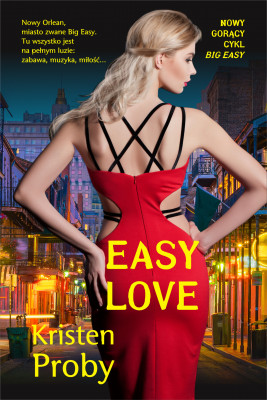 okładka Easy Love, Ebook | Kristen Proby