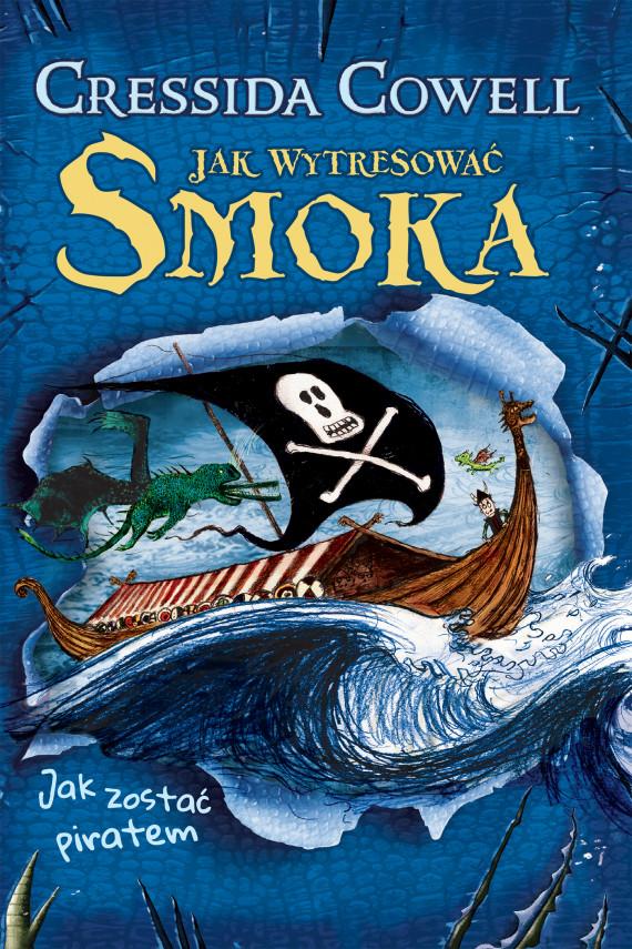 okładka Jak zostać piratemebook   EPUB, MOBI   Cowell Cressida