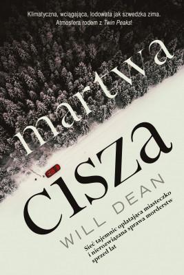 okładka Martwa cisza, Ebook   Will Dean, Marta Komorowska